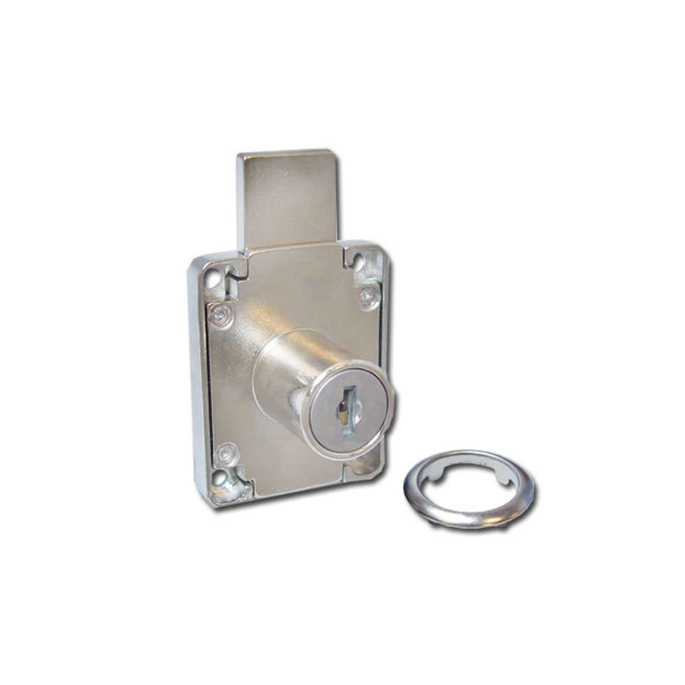Armstrong 508-30 - Two Turns & Long Latch Lock System
