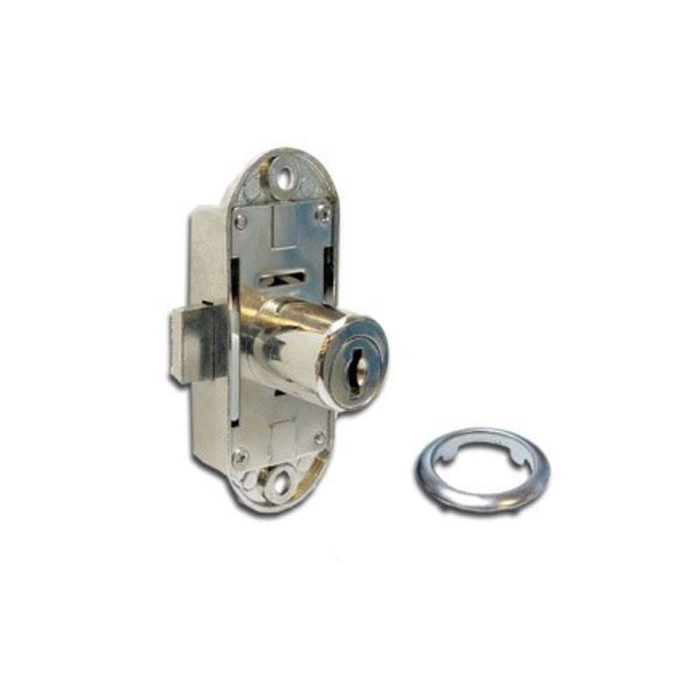 Armstrong 701-22 - Rotating Bar Lock Espangnolette (Wardrobe Lock)