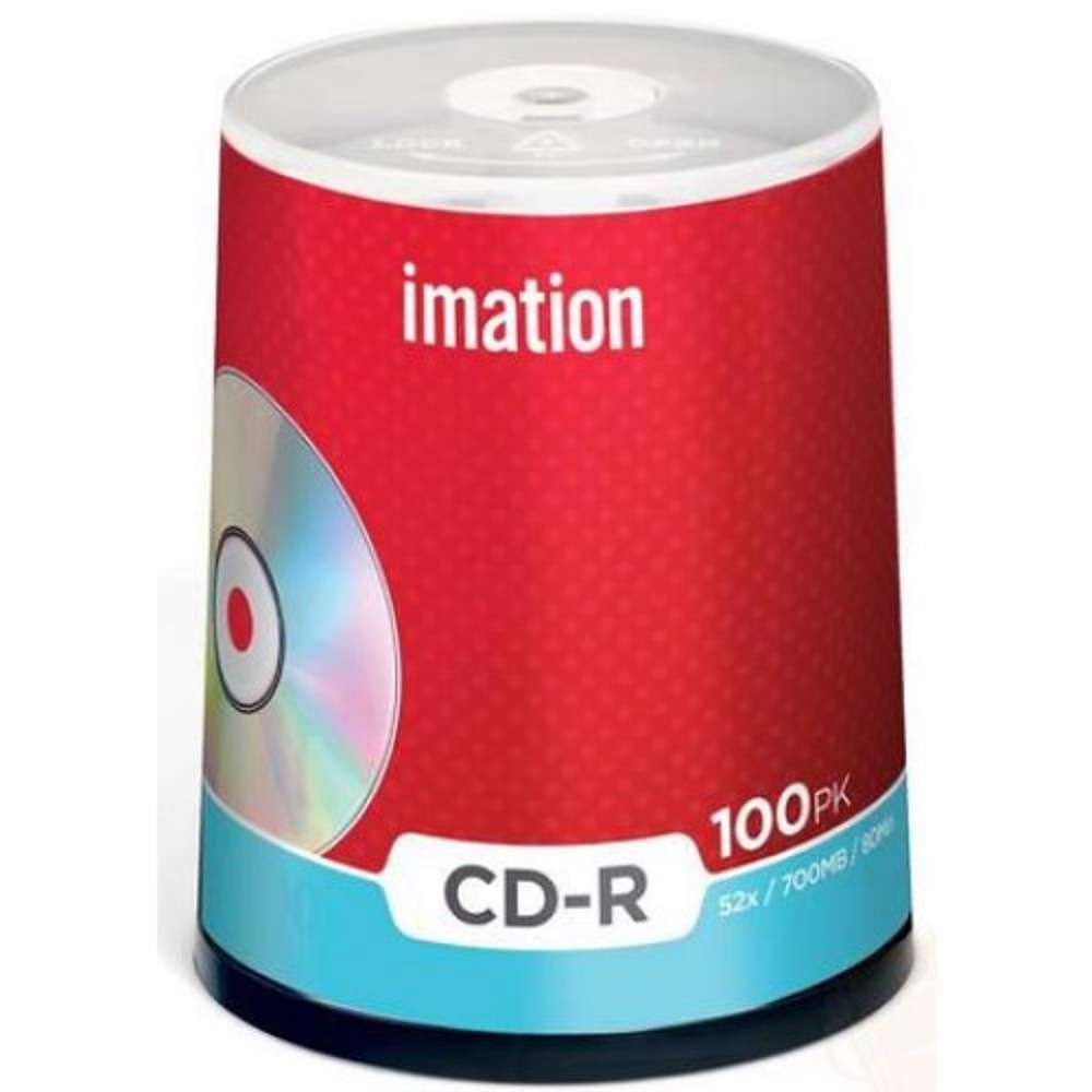 Imation CD-R (1x100) spindle