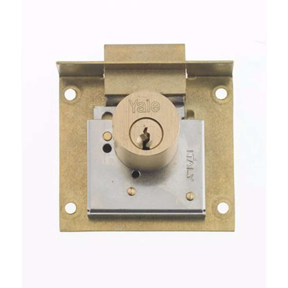 Yale 820 Cabinet Locks for wooden wardrobe and drawers 30mm