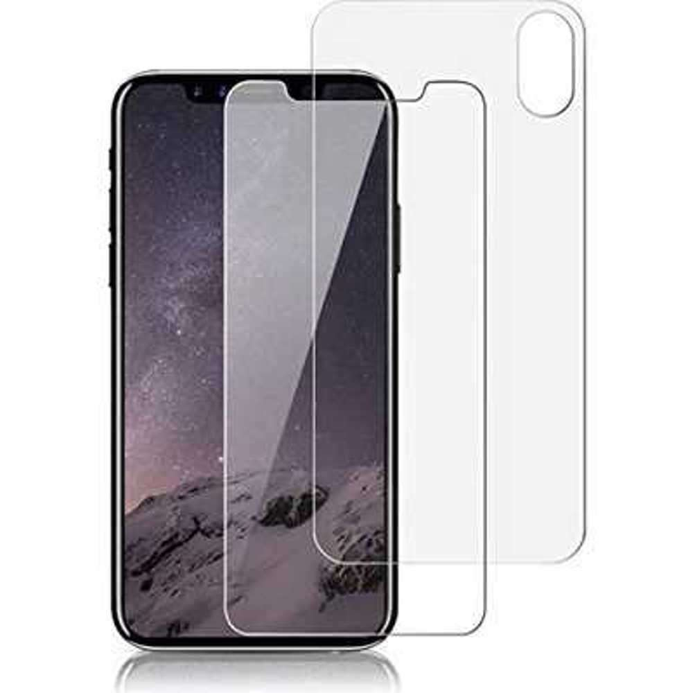 Elago Tempered Glass Screen Protector for iPhone X