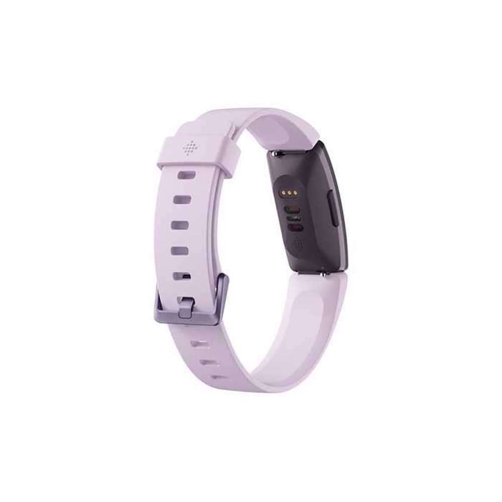 Fitbit Inspire HR Fitness Wristband with Heart Rate Tracker - Lilac/Lilac