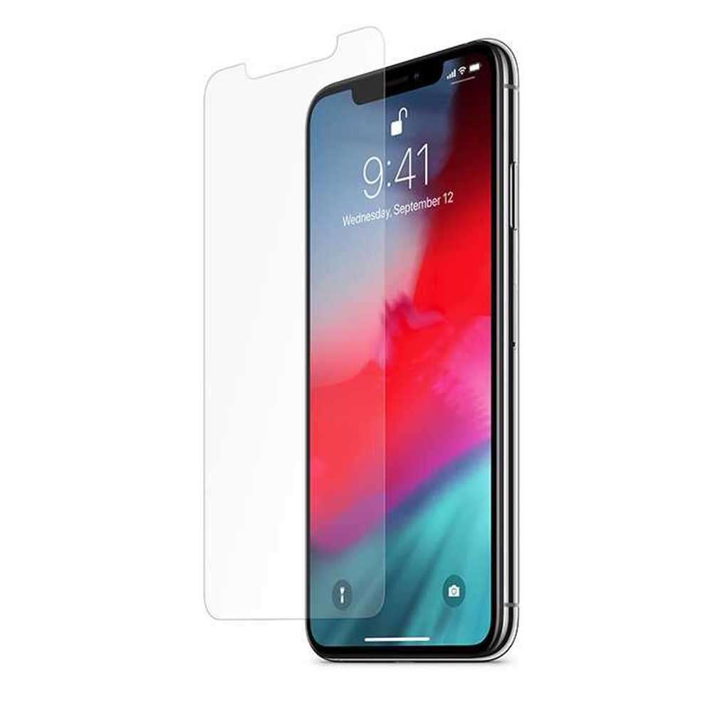 Porodo Tempered Glass Screen Protector 0.33mm for iPhone Xs Max - Clear