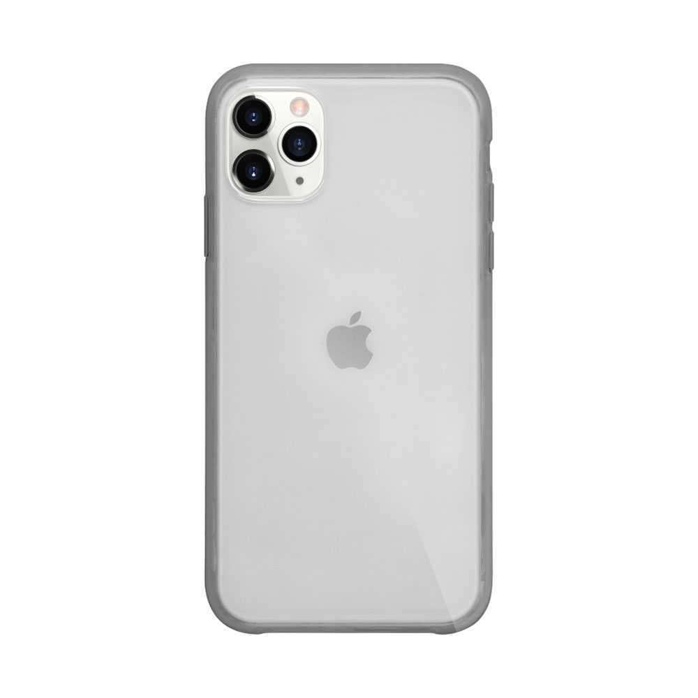 iGuard by Porodo Fashion Clear Case For iPhone 11 Pro Max - Clear