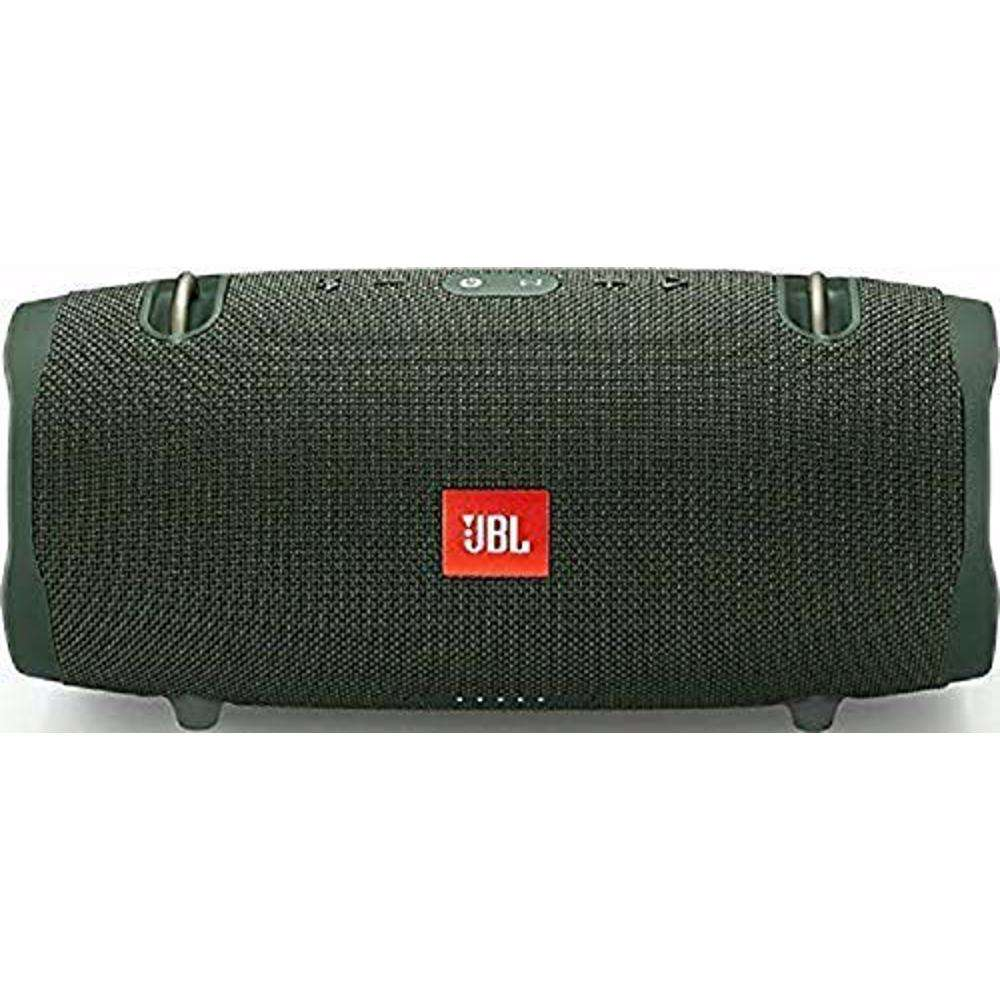 JBL Splashproof Portable Speaker With Powerful Sound Xtreme2- Forest Green