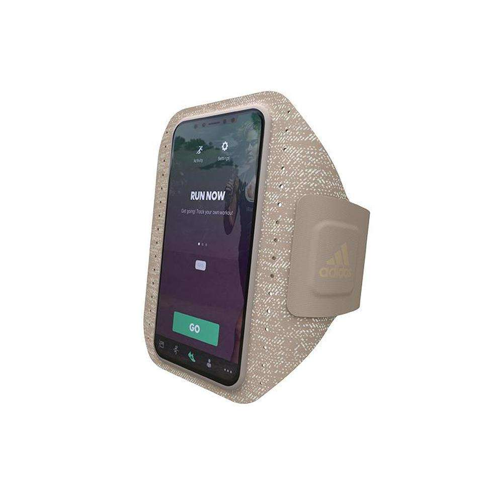 ADIDAS Sport Armband for iPhone XS/X Sesame