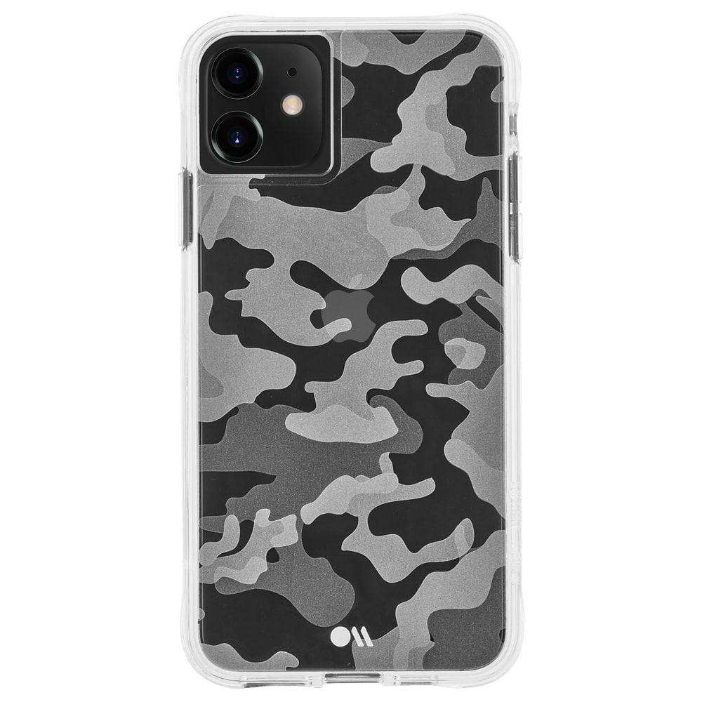 CASE-MATE Tough Clear Camo for iPhone 11