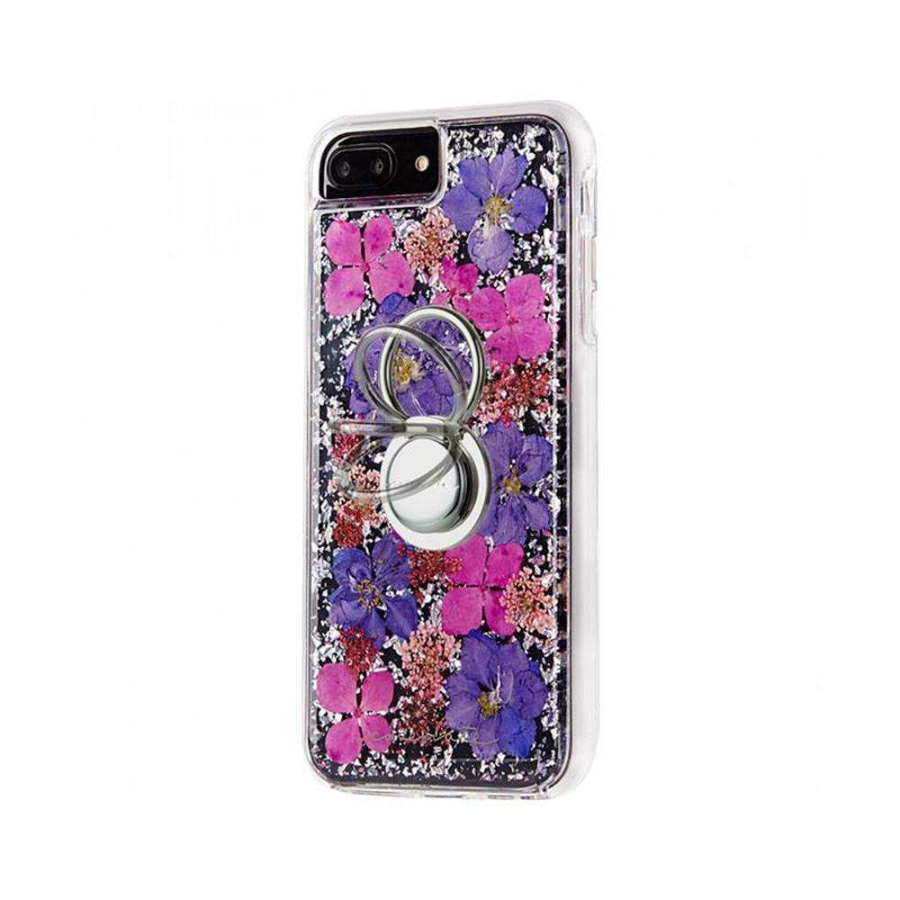 CASE-MATE Phone Ring Holder Phone Grip Stand Universal Silver