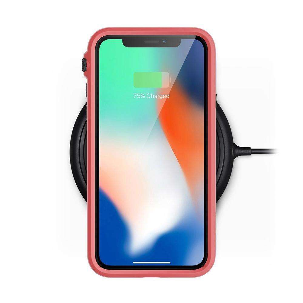 CATALYST Impact Protection Case for iPhone XS/X Coral