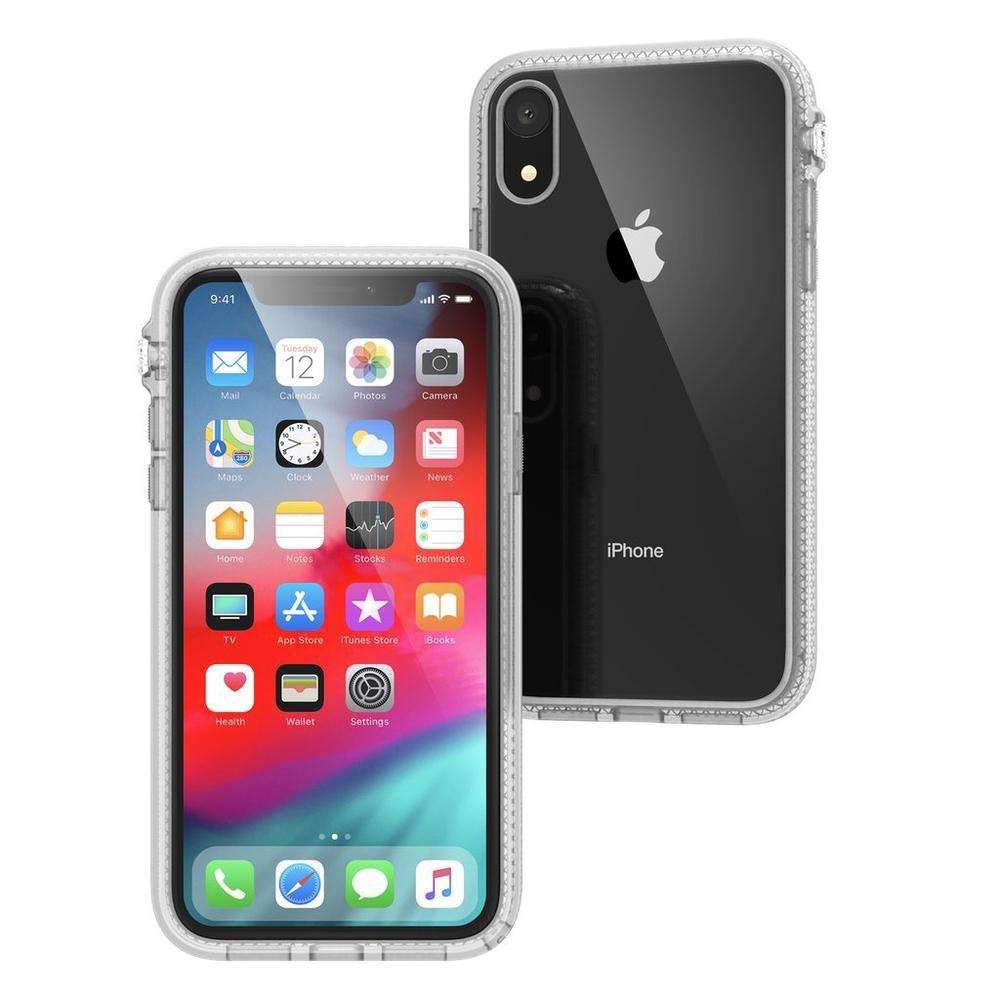 CATALYST Impact Protection Case for iPhone XR Clear