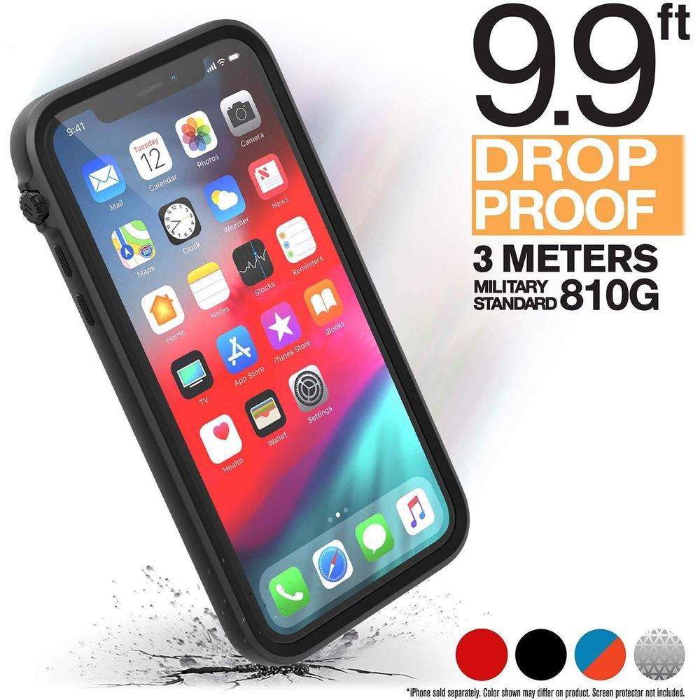 CATALYST Impact Protection Case for iPhone 11 - Stealth Black