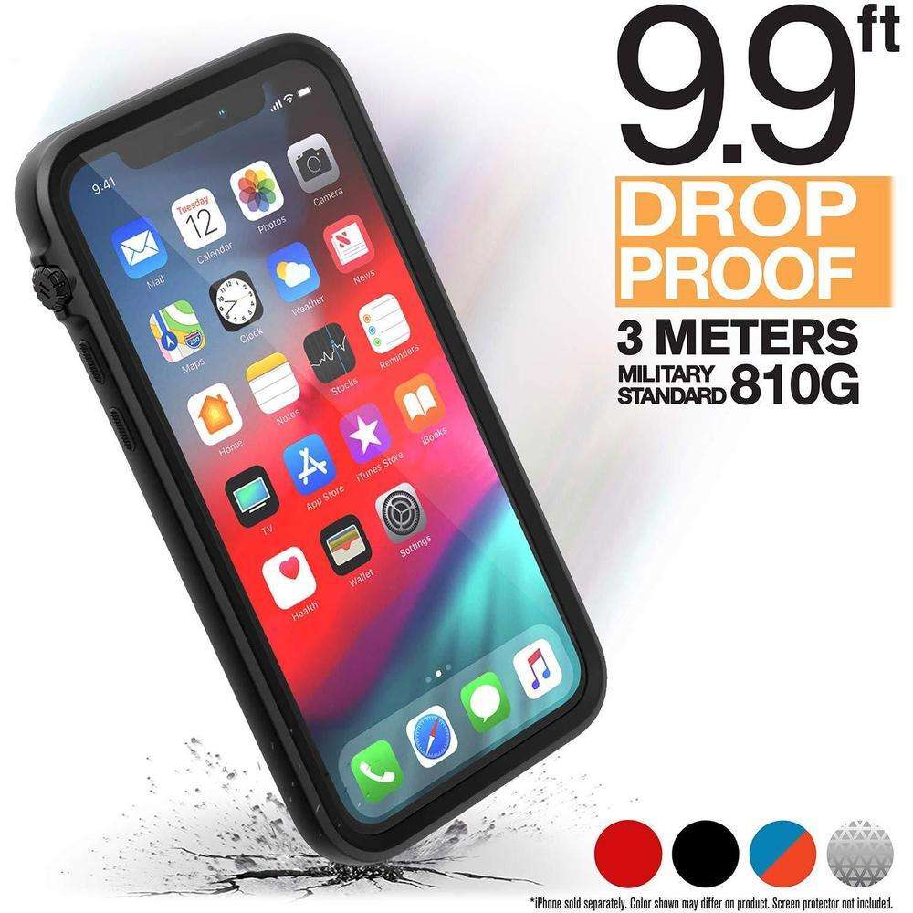CATALYST Impact Protection Case for iPhone 11 Pro - Stealth Black