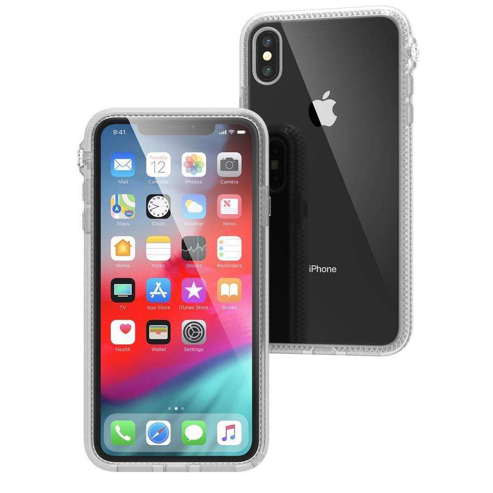 CATALYST Impact Protection Case for iPhone XS/X Clear