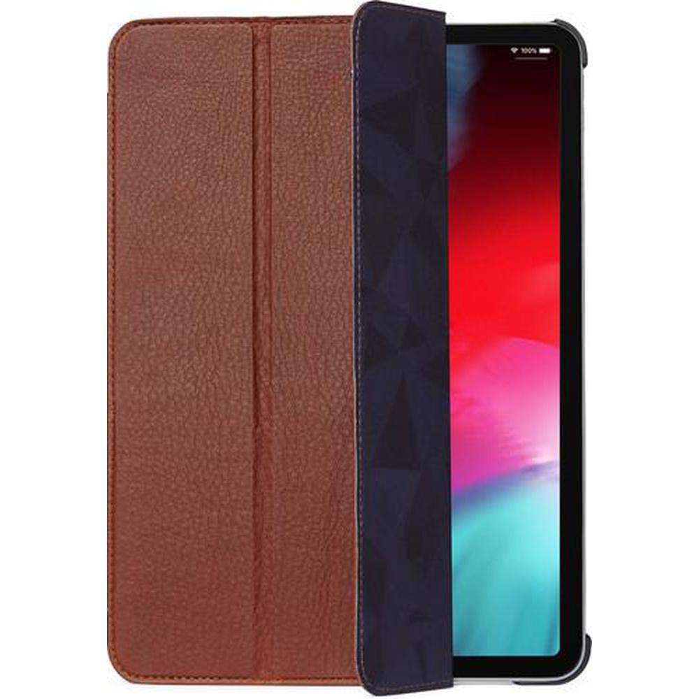 DECODED Leather Slim Cover for 11-inch iPad Pro - Brown