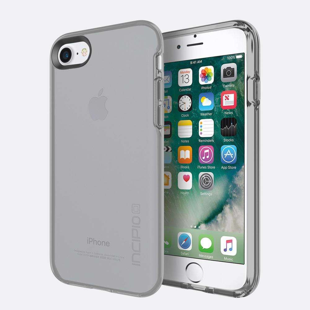 INCIPIO Haven Pure Transparent Co-Molded Case For iPhone 8 / 7 Smoke