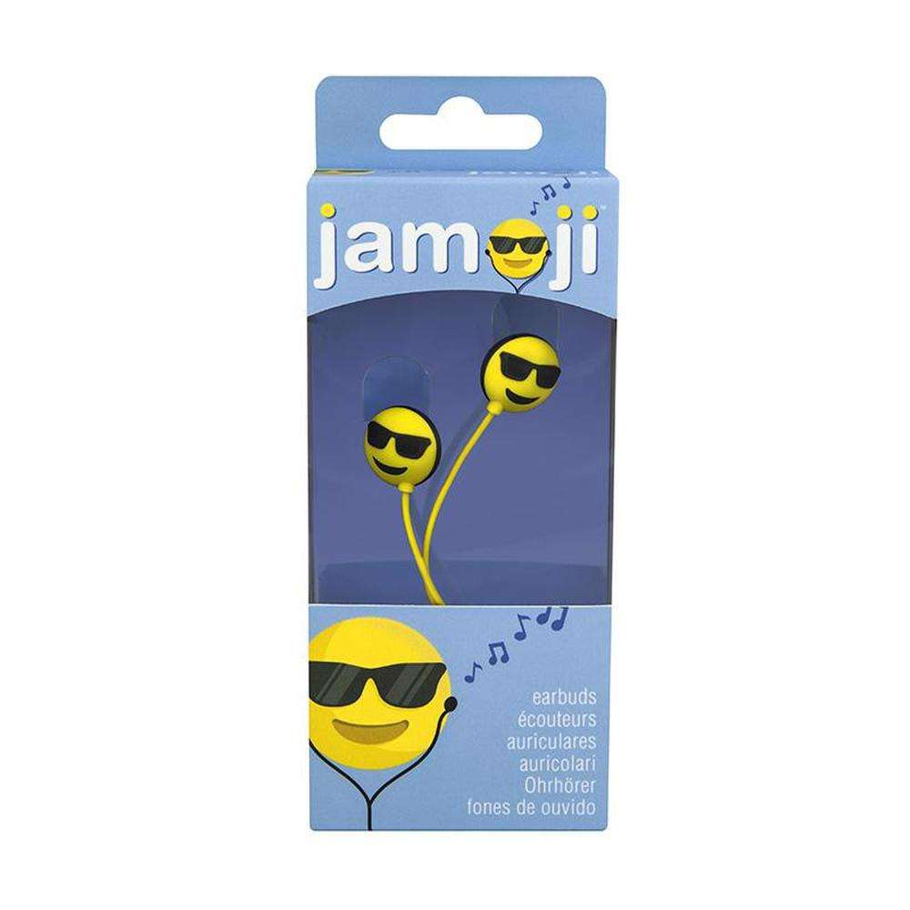 JAMOJI Too Cool On-Ear Headphones -Specifically Engineered To Limit Sound Output For Kids