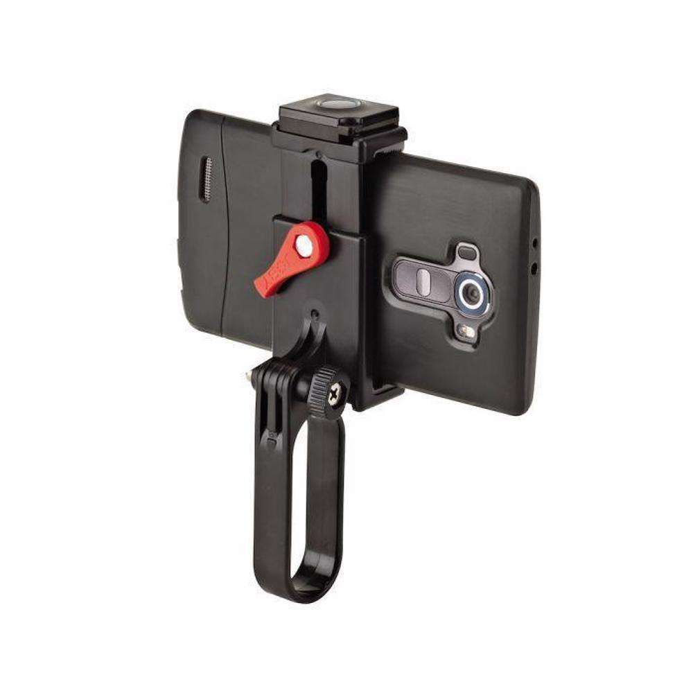 JOBY GripTight POV Kit Handgrip with remote camera control for phones