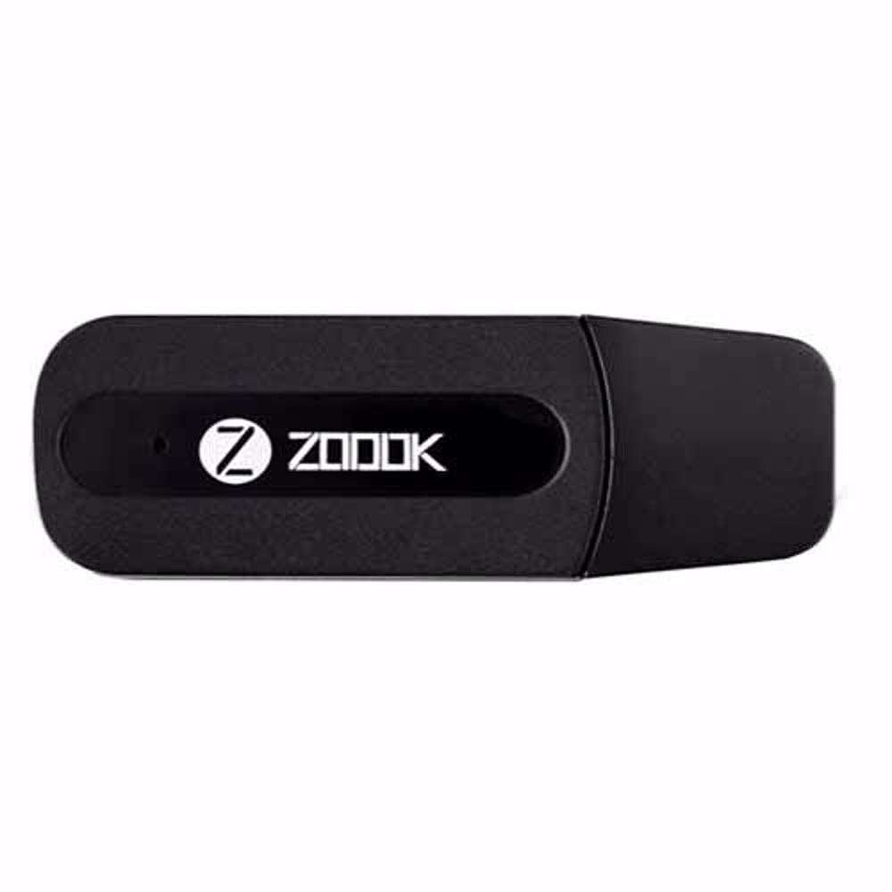Zoook Bluetooth Audio Adapter for CAR and other home audio - Black