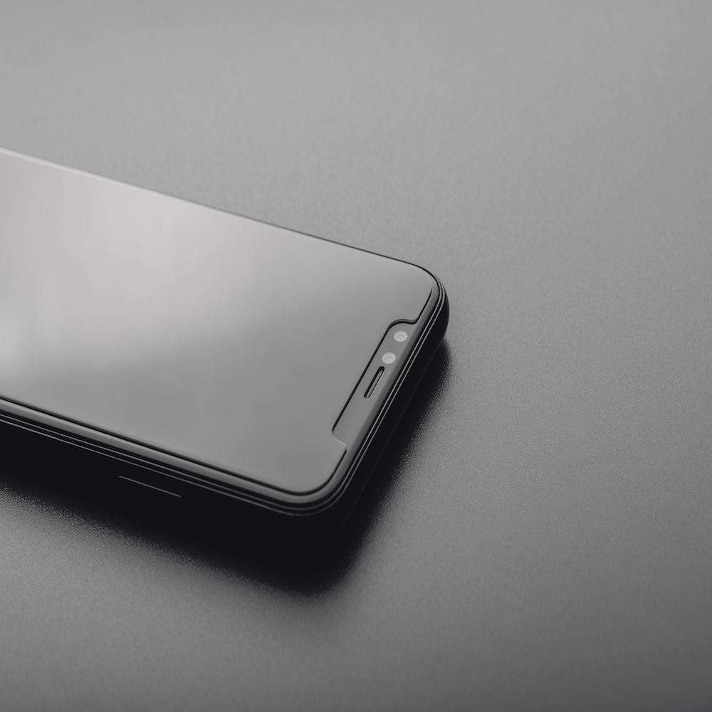 MOSHI Airfoil Glass Clear for iPhone XR and iPhone 11