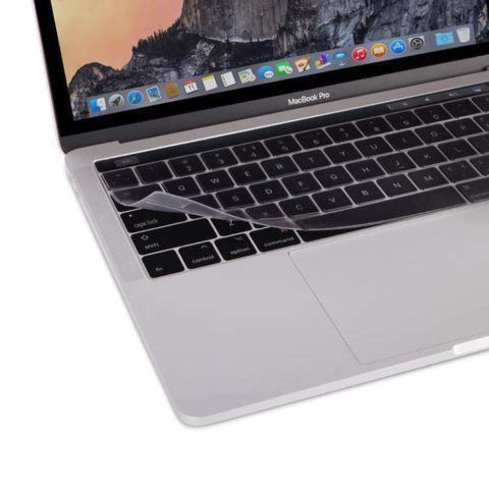 MOSHI Clearguard Macbook Pro 2016 13/15 with Touch Bar ( EU Layout ) - Clear