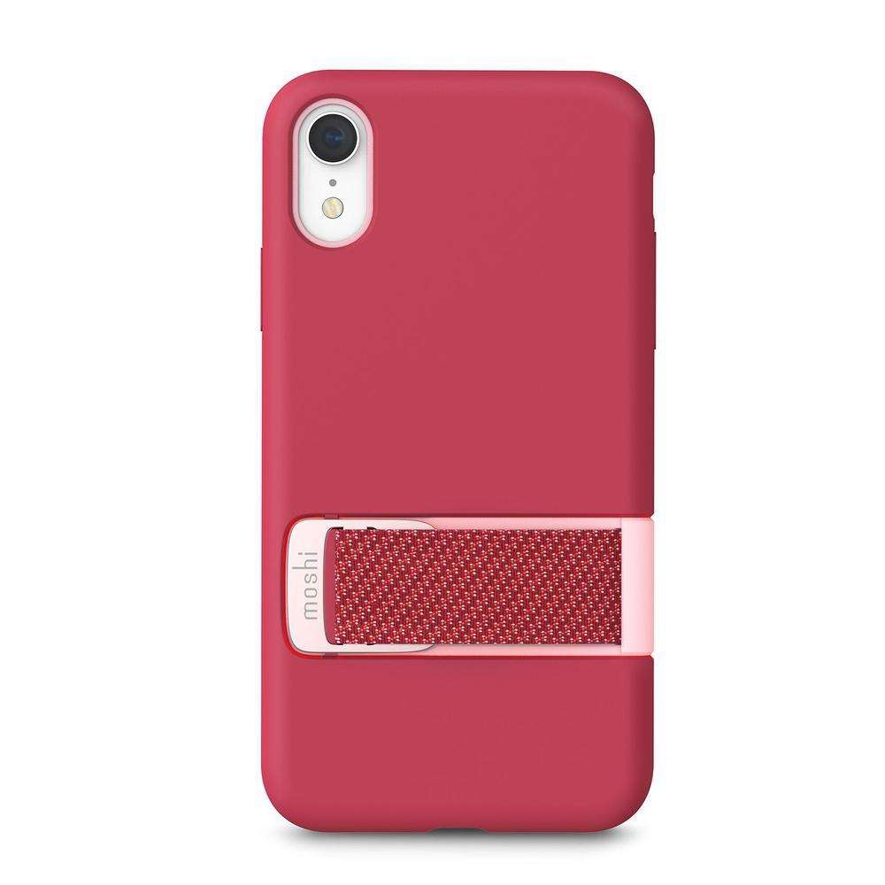 MOSHI Capto Case for iPhone XR pink