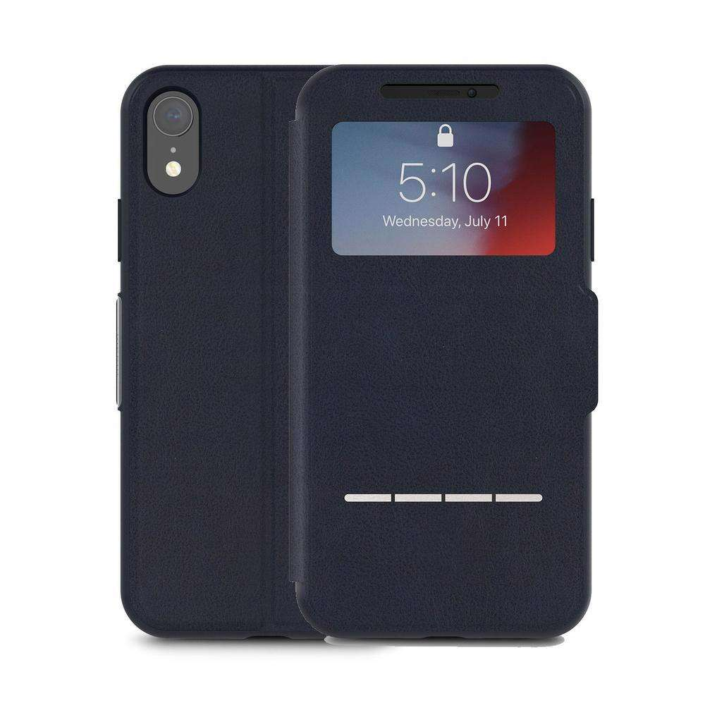 MOSHI Sensecover Midnight Blue for iPhone XR
