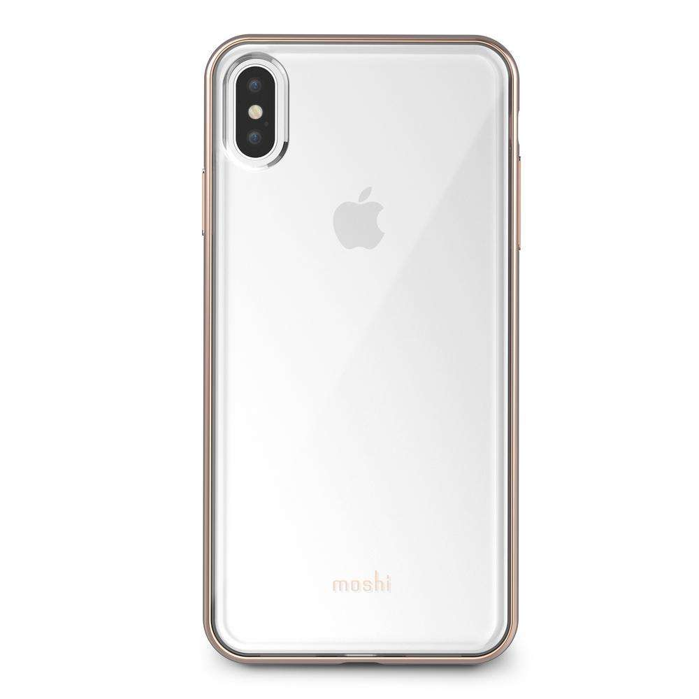 MOSHI Vitros Case for iPhone XS Max Champagne Gold