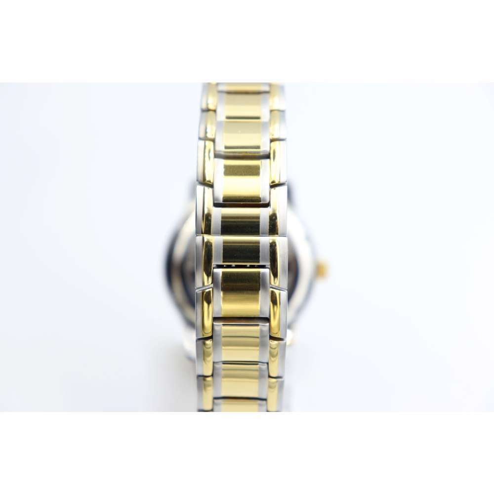 Challenger Men''s Two Tone Watch - Stainless Steel S12516M-4