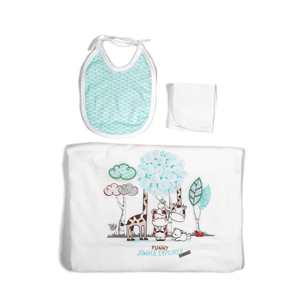 Rikang 1087 10 Pieces Gift Set Outfit