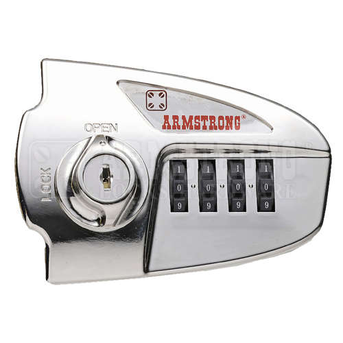 Armstrong DL001-16- 4 Digit Combination lock for Lockers & Cabinets