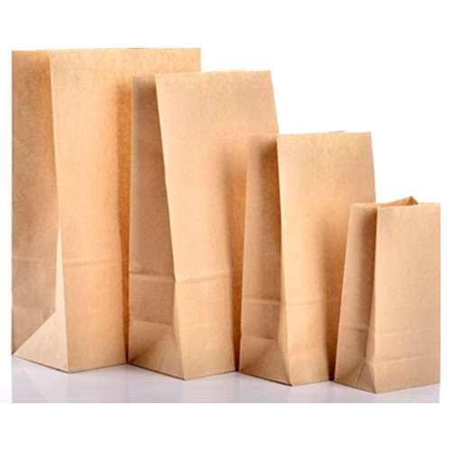 Food Bag Without Window