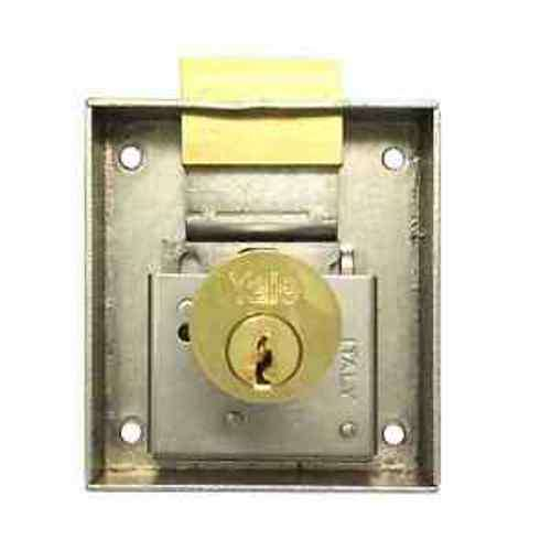 Yale 830 Cabinet Locks for wooden wardrobe and drawers 30mm
