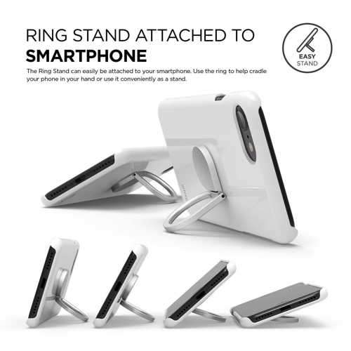 Elago Ring Holder Stand - Silver