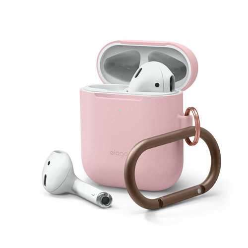 Elago Skinny Hang Case for Apple Airpods - Lovely Pink