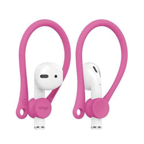 Elago Earhook for Apple Airpods - Hot Pink