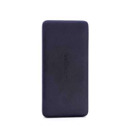 RAVPower Blade Series Portable Power Bank 10000mAh with Built-In Lightning Cable - Black