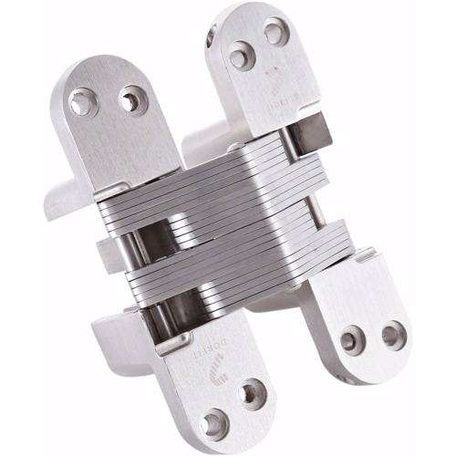 Dorfit DTCH009 Concealed Invisible SOS Hinges For Door 34x140 mm