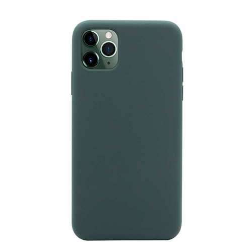 iGuard by Porodo Silicone Back Case for iPhone 11 Pro Max - Pacific Ocean