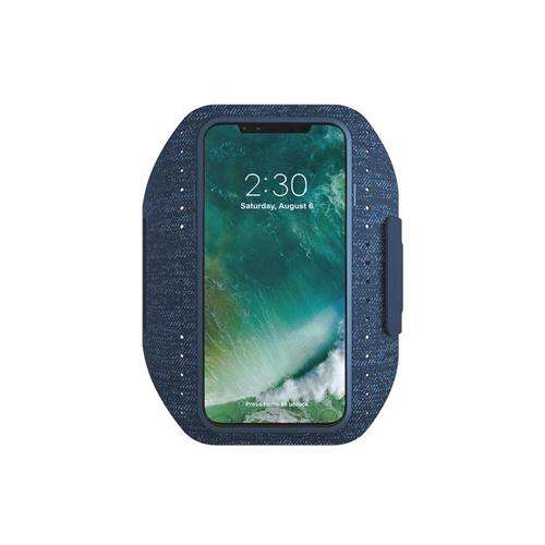 ADIDAS Sport Armband for iPhone XS/X Navy