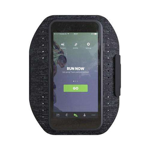 ADIDAS Sport Armband for iPhone 8/7/6S/6 Black
