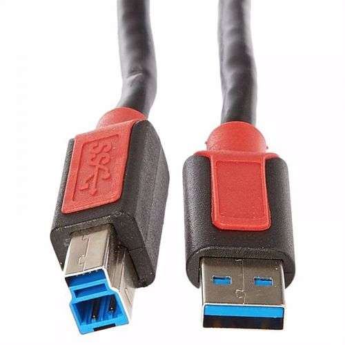 Ednet Printer Cable USB 3.0 Connection Code 84221