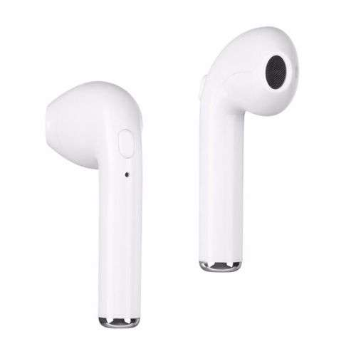 Zoook TrueBeats TWS Bluetooth Stereo Headset with Charging Dock - White