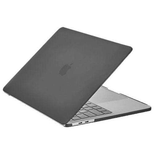 """CASE-MATE Snap-On Hard Shell Cases with Keyboard Covers 15"""" MacBook Pro 2018 Smoke"""