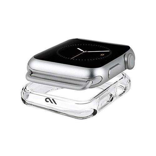 CASEMATE Apple Watch Bumper Case 38mm Naked Tough For Apple Watch Clear
