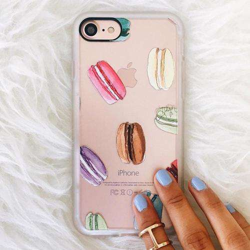 CASETIFY Macaron Shuffle Case for iPhone 8/7