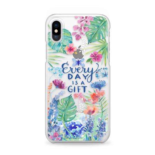 CASETIFY Snap Case Everyday is a Gift for iPhone XS/X