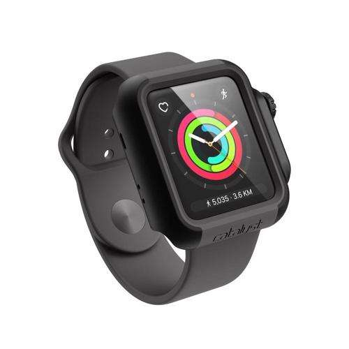 CATALYST 42MM Series 2/3 Impact Protection Case For Apple Watch Black & Space Gray