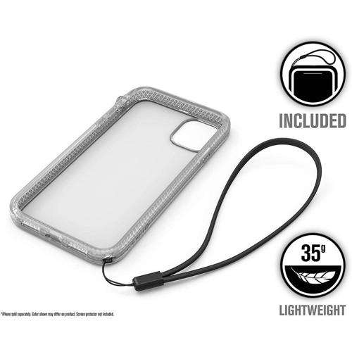 CATALYST Impact Protection Case for iPhone 11 - Clear