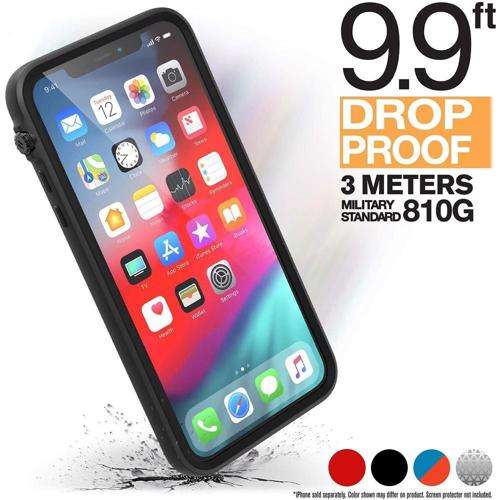 CATALYST Impact Protection Case for iPhone 11 Pro Max - Stealth Black