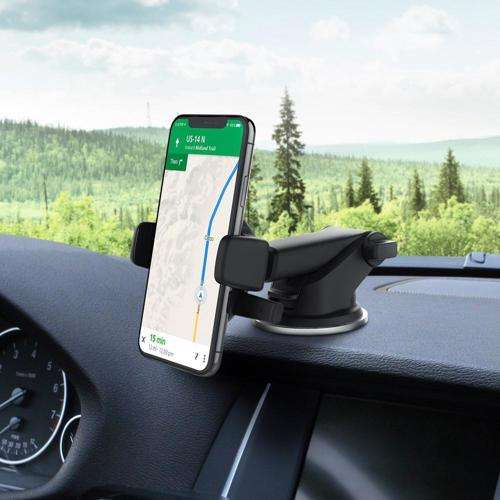 IOTTIE Easy One Touch Mini Dashboard Mount